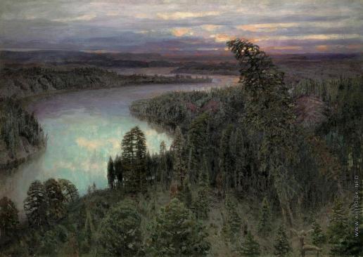 Васнецов А. М. Северный край
