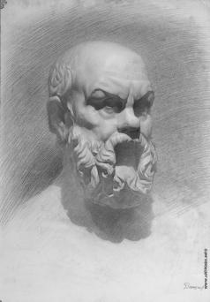 Данциг М. В. Сократ