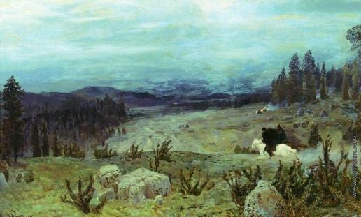 Васнецов А. М. Сибирь