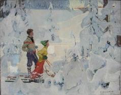 Мазитов А. Н. Зимняя сказка