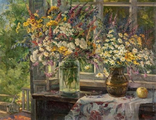 Тодоров М. Д. Цветы