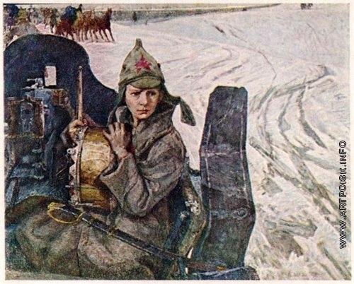 Мазитов А. Н. Барабанщик