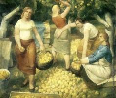 Озол В. А. Урожай