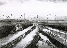 Французов Б. Ф. После дождя