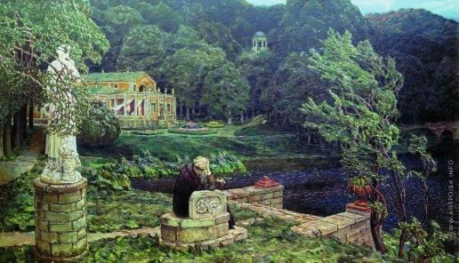 Васнецов А. М. Шум старого парка