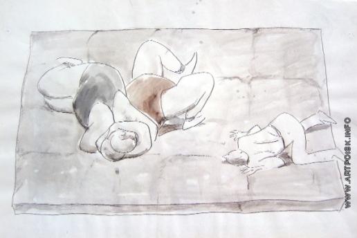 Сойфертис Л. В. Борьба. На ковре