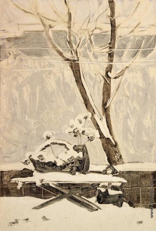 Сойфертис Л. В. Зима