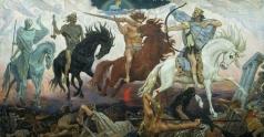 Васнецов В. М. Воины Апокалипсиса