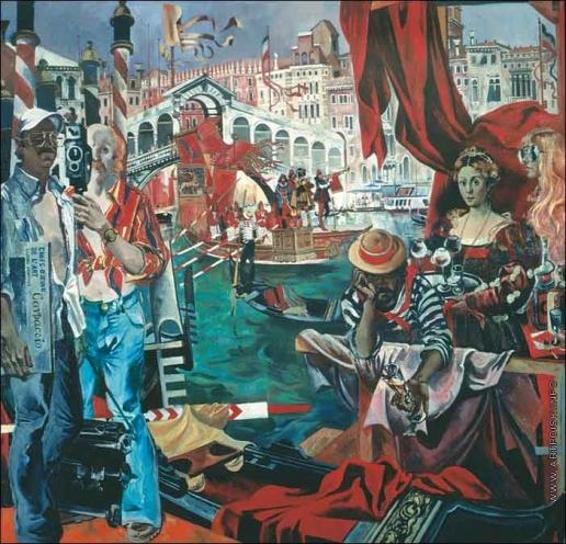 Блиок А. Н. Венецианские контрасты - 2