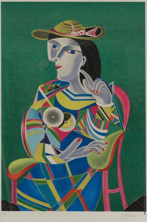 Шемякин М. М. Transformation de Picasso