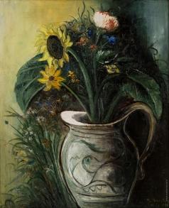 Стерлинг М. Цветы в современном кувшине