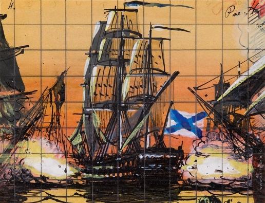 Тамби В. А. «Корабл.. Гро…»