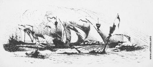 Тамби В. А. Морской бой