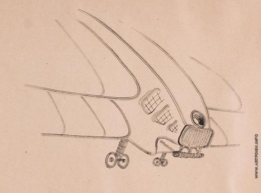 Тамби В. А. Самолет «Санитарный»