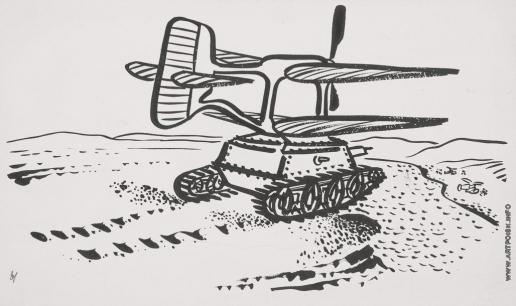 Тамби В. А. Крылатый танк