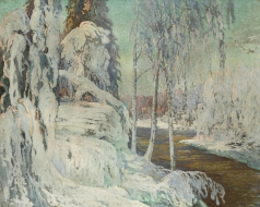 Химона Н. П. Зимний день