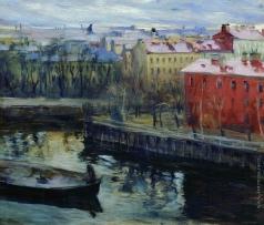 Браз О. Э. Ленинград