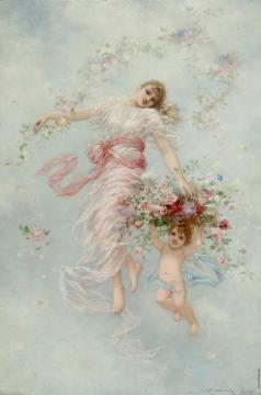 Эйсман-Семеновский Э. Весна