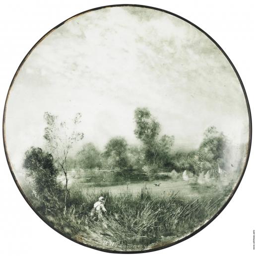 Похитонов И. П. Охота на болотах