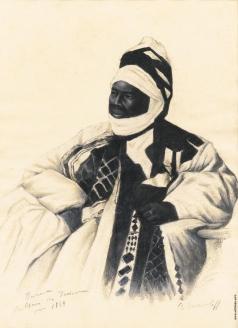 Яковлев А. Е. Султан Бармоу из Тессаоуа