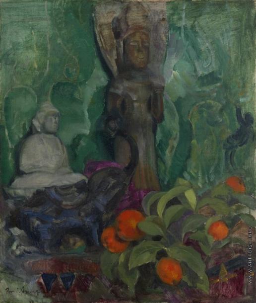 Анисфельд Б. И. Будда и апельсины