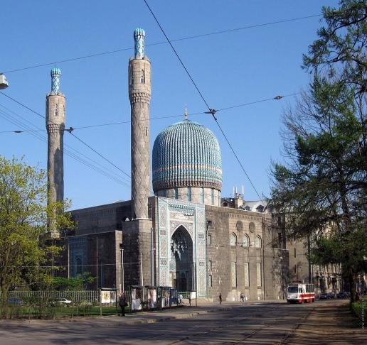 Васильев Н. В. Санкт-Петербургская соборная мечеть