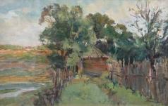 Тархова К. Ф. Домик в деревне