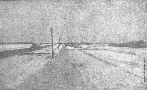 Жуковский С. Ю. Зимняя дороа