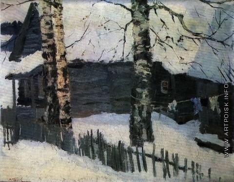Гаврилов В. Н. Берёзы
