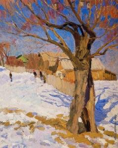 Гаврилов В. Н. Радостный март