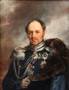 Доу Д. Ф. Портрет Александра Христофоровича Бенкендорфа