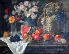 Гирв А. А. Цветы и фрукты