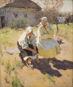 Виноградов С. А. Бабы (Подруги)