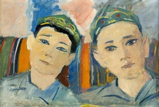 Сарьян М. С. Зарик и Сарик