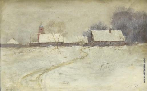 Гермашев М. М. Зима