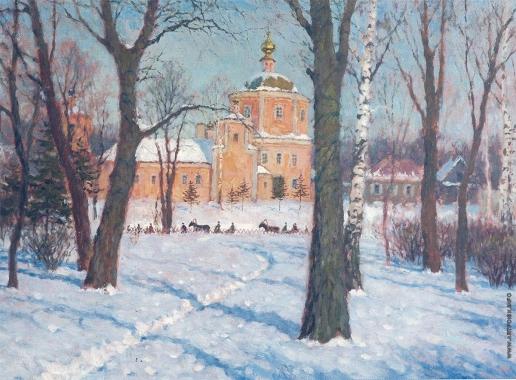 Леднев-Щукин С. Е. Екатерининский парк