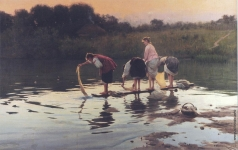 Пимоненко Н. К. На речке