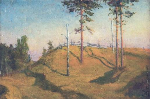 Поленов В. Д. Летний пейзаж