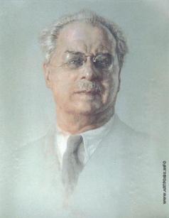 Яковлев М. Н. Портрет В.П. Потемкина