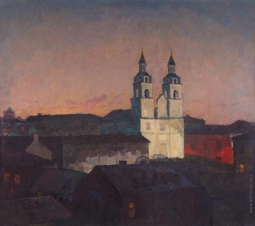 Данциг М. В. Ночь в Минске