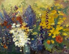 Сарьян М. С. Аштаракские майские цветы
