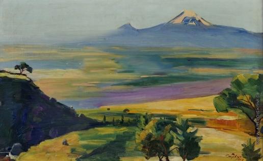 Сарьян М. С. Торжество утра