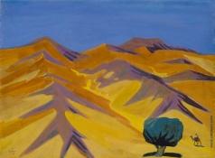 Сарьян М. С. Пустыня. Египет