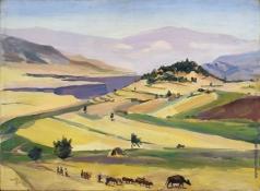 Сарьян М. С. Лалвар
