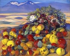 Сарьян М. С. Осенний натюрморт. Плоды созрели