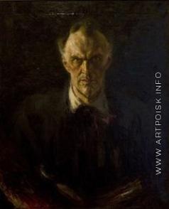 Щербиновский Д. А. Автопортрет