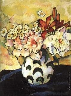 Машков И. И. Букет цветов