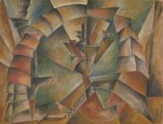 Шапошников Б. В. Абстрактная композиция