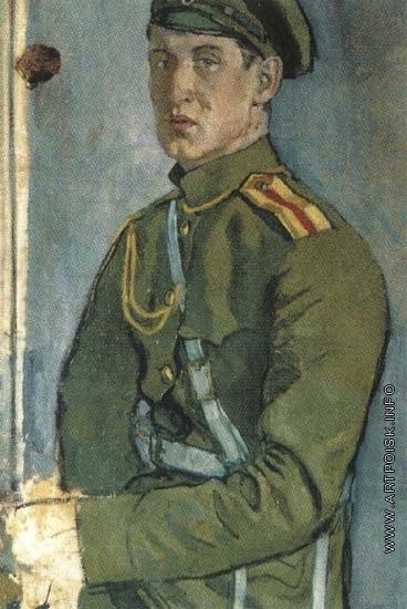 Белкин В. П. Автопортрет