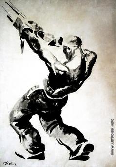 Соколов-Скаля П. П. Рабочий